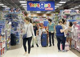 amazon black friday disappointing toys r us joins bankruptcy list as amazon exerts influence