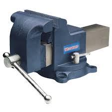 westward bench vise mechanics 6 in 4yp38 4yp38 grainger