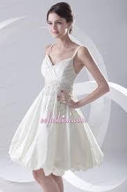 cheap wedding dresses knee length overlay wedding dresses