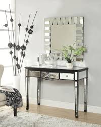 console table furniture luxurious grey upholstered dining chair