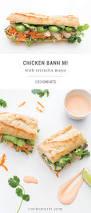 vegan sriracha mayo chicken banh mi with sriracha mayo u2013 cook smarts
