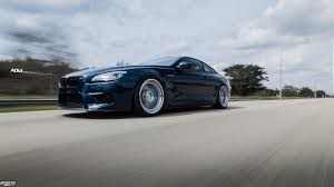bmw m6 blue tanzanite blue metallic bmw m6 upgraded with adv 1 wheels