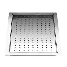 kitchen sink drainer tray blanco stainless steel drainer tray bunnings warehouse