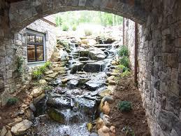 Waterfalls Decoration Home Decoration Nice White Black Ceramic Tiles With Elegant Waterfall