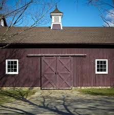 pole barn houses shed rustic with gambrel columbus door dealers