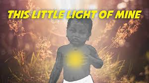 instrumental this little light of mine this little light of mine song for children karaoke with lyrics