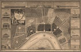 Map Of Marigny New Orleans by For 15 Years New Orleans Was Divided Into Three Separate Cities