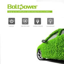 bolt power usa bolt power d28a 13600mah portable car jump