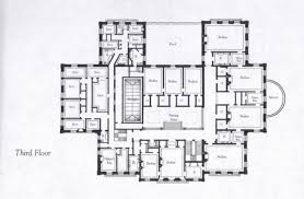 mansion floorplan floorplans for gilded age mansions skyscraperpage forum