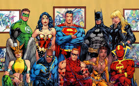 25 best dc comics wallpapers hd desktop backgrounds