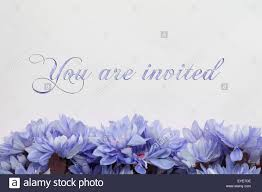 Beautiful Invitation Cards You Are Invited Invitation Card Flowers And Beautiful Text