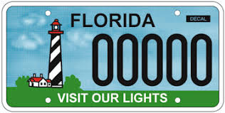 Florida Vanity Plate Cost Florida Lighthouse Association Inc Fla License Plate