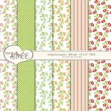 lace romantic vintage peach digital scrapbook paper pack buy 2 get