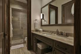house plans with and bathroom luckyman ranch house plan montana ranch style custom floor plan