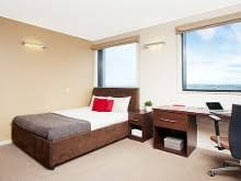 Bedroom And Kitchen Sky Plaza Halls Near Leeds Beckett University Unite Students