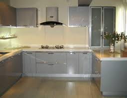 how to paint plastic laminate cabinets painting silver refinishing laminate kitchen cabinets