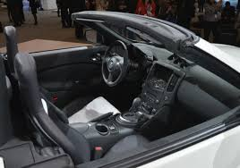 2017 nissan 370z interior 2015 nissan 370z nismo roadster concept cockpit and speedometer
