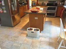 ceramic tile kitchen floor flooring imposing on pertaining to 18