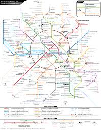 Metra Rail Map Metro Moskau U2013 Wikipedia