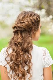 Frisuren Lange Haare Abiball by Abiball Frisuren Perfekt Gestylt Zum Abiball Dress