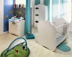 décoration chambre garçon bébé idee deco chambre bebe garcon jungle turquoise deco chambre bebe