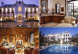 celebrity homes for sale in hollywood and new york
