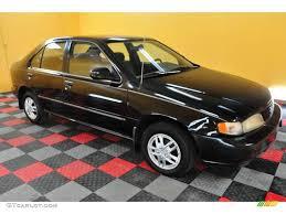nissan sedan black 1996 super black nissan sentra gxe 23950293 gtcarlot com car