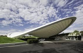 tetto padiglione benvenuti in made 盪 il tetto sospeso a forma di foglia dell