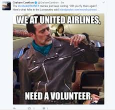Top Ten Internet Memes - here are the top 10 best memes about the united airlines incident