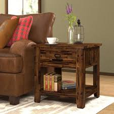 wayfair com end tables interior end tables with storage side end table with storage bin