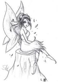 beautiful coloring pages adults fairy pictures colour