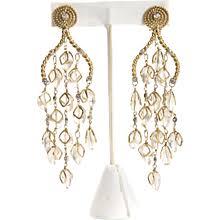 Chandelier Gold Earrings Chandelier Earrings Jewelry On Rubylux