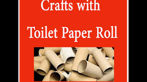 diy toilet paper rolls crafts ideas recycled toilet paper roll