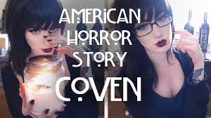 ahs coven witch costume american horror story inspired makeup coven youtube