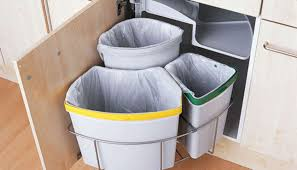 kitchen fresh waste bins for kitchen artistic color decor