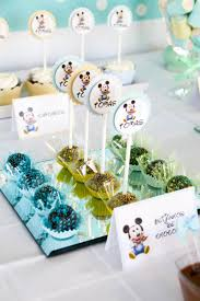baby mickey 1st birthday baby mickey mouse 1st birthday decorations image inspiration of