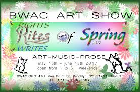 Colors Of Spring 2017 Rites Of Spring Bwac