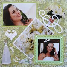 Scrapbook Wedding Album Me And My Cricut Com