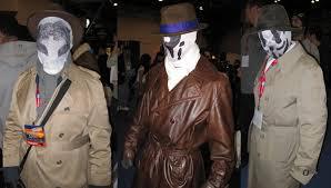 Rorschach Halloween Costume Nyc Comic Wrap Watchmencomicmovie