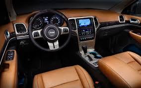 jeep trailhawk 2015 interior 2014 jeep grand cherokee interior styling showdown 2013 vs