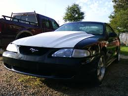 1995 Mustang Black 1995 Black Ford Mustang Gt Pictures Mods Upgrades Wallpaper