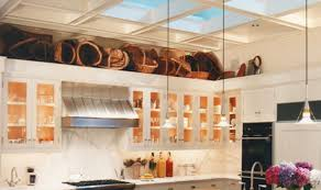 Above Kitchen Cabinet Decorations 5 Cheap Ways To Decorate Above Kitchen Cabinets Home Improvement Day
