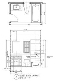 design bathroom floor plan 5 ways with an 8 by 5 bathroom