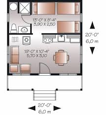 400 square foot house floor plans cottage style house plan 1 beds 1 00 baths 400 sq ft plan 23 2289