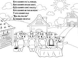 little piggy coloring pages car gekimoe u2022 39922