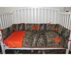 Camo Crib Bedding Set Camo Crib Bedding Sets Gallery 2 Custom Made Baby