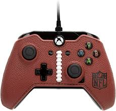 amazon com pdp nfl official face off controller for xbox one