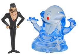 monsters aliens mini figure twin pack bob president