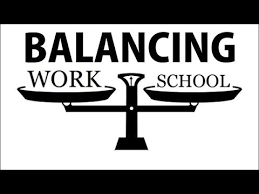 college work how to balance college and work youtube