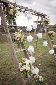 Vintage Backyard Wedding Ideas by Best 20 Vintage Wedding Arches Ideas On Pinterest Rustic